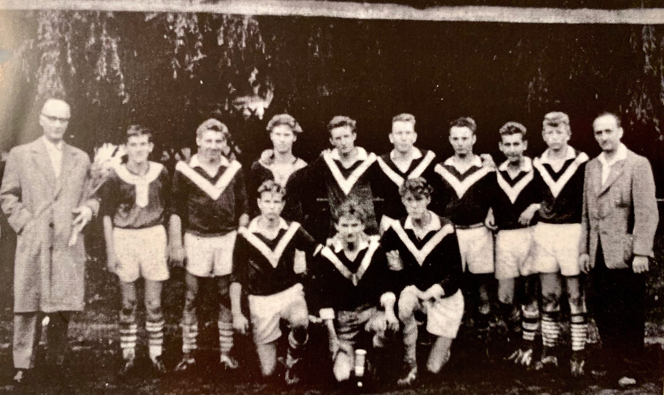 A-Junioren 1961
