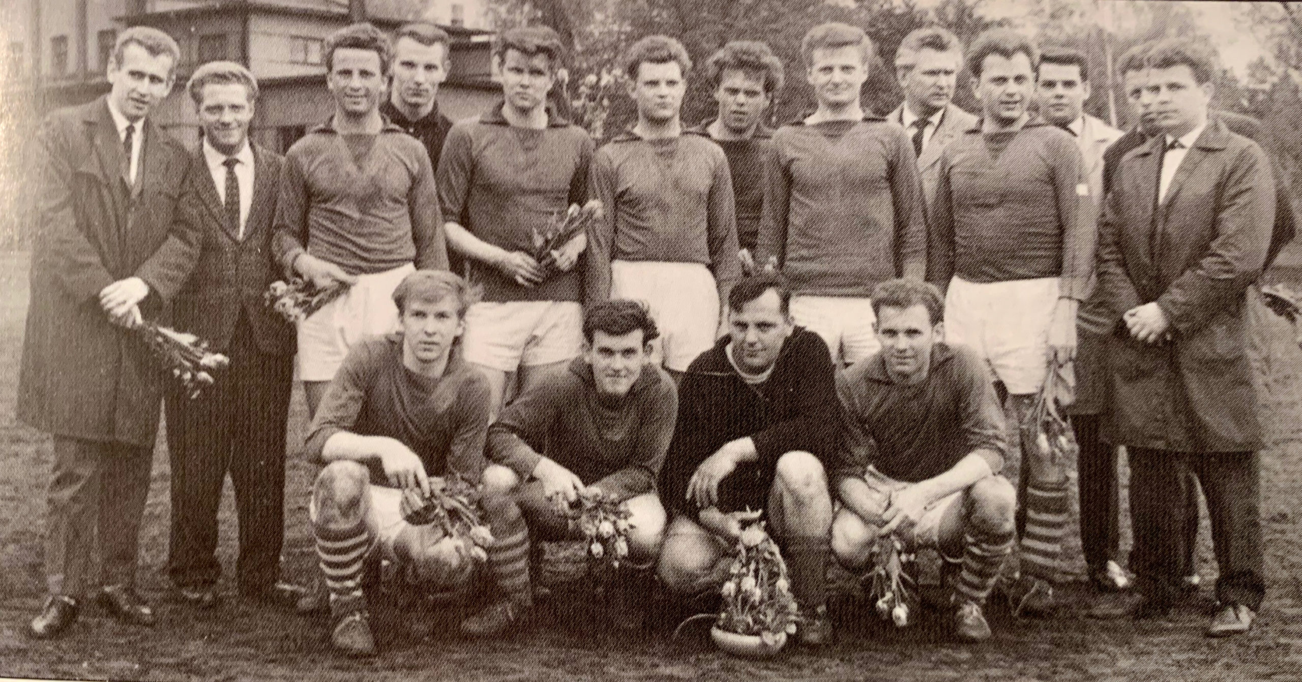 Aufsteiger im Jahr 1963