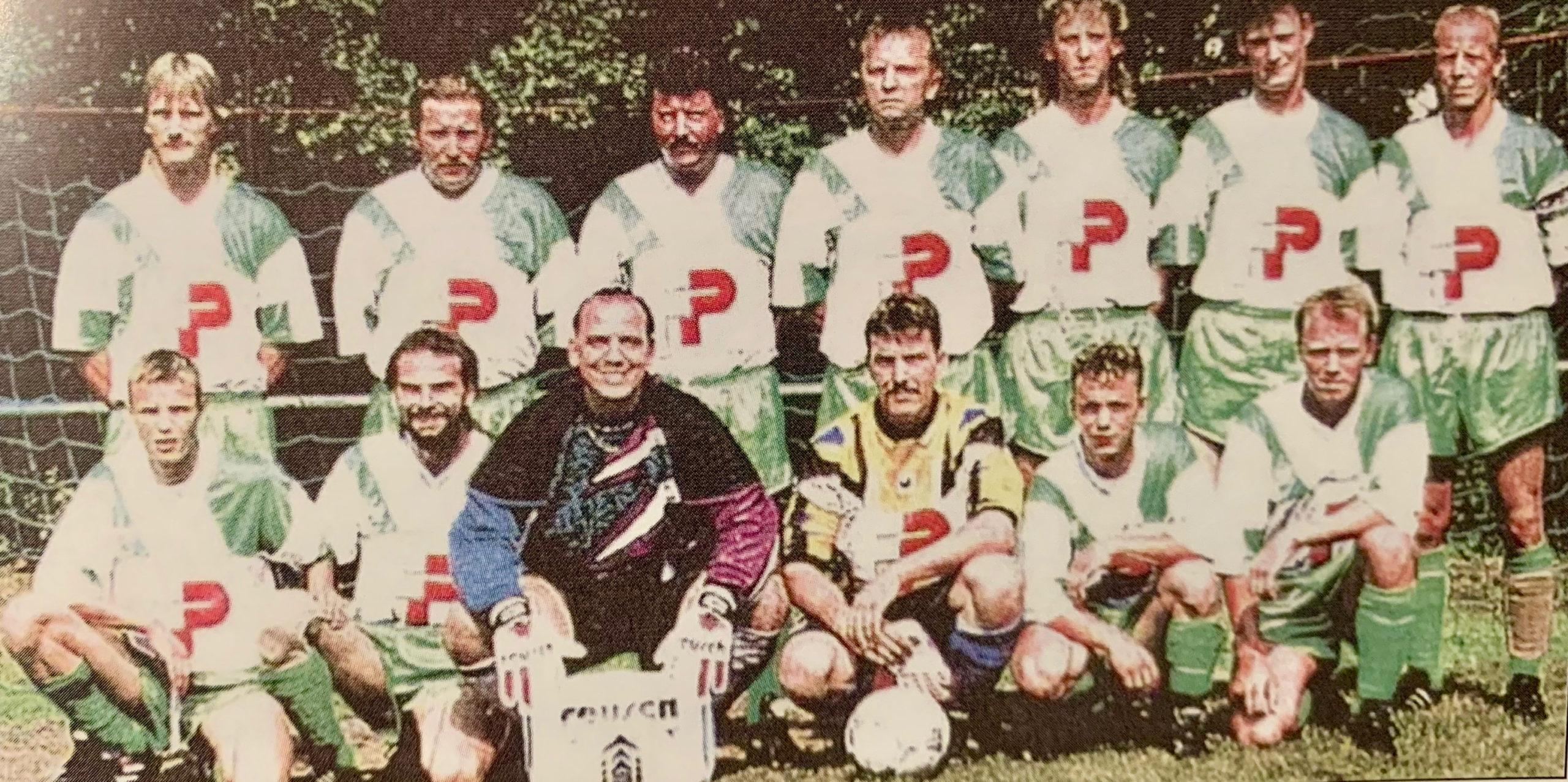 Aufsteiger des Jahres 1996