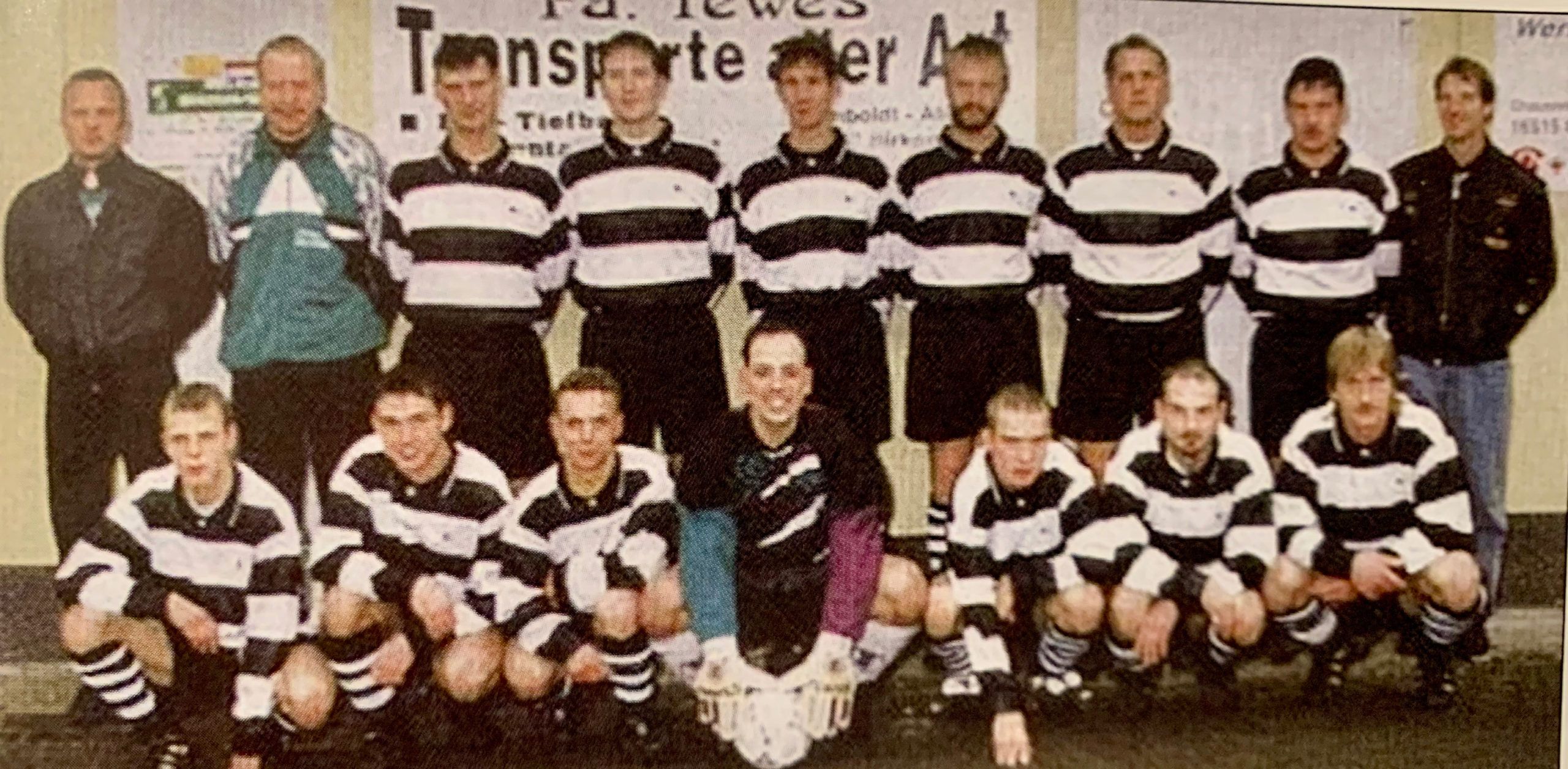 Aufsteiger des Jahres 1998